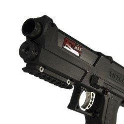 Zastosowanie pistoletów na kulki