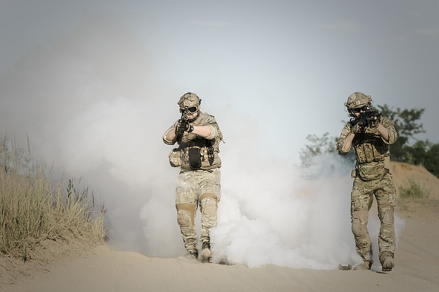 Amunicja gazowa do replik ASG